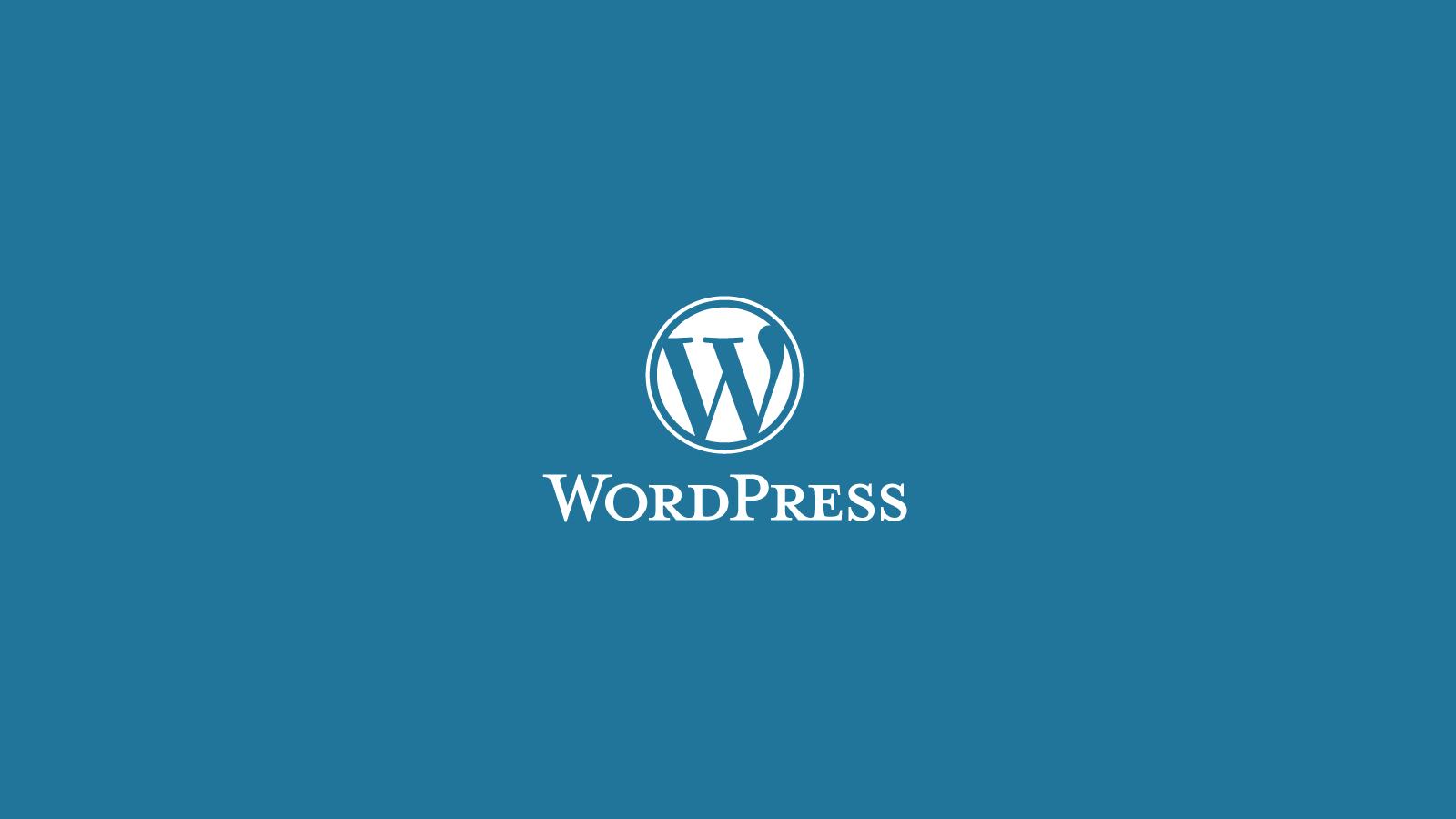 آموزش های وردپرس | مشکلات وردپرس | حذف لوگوی وردپرس